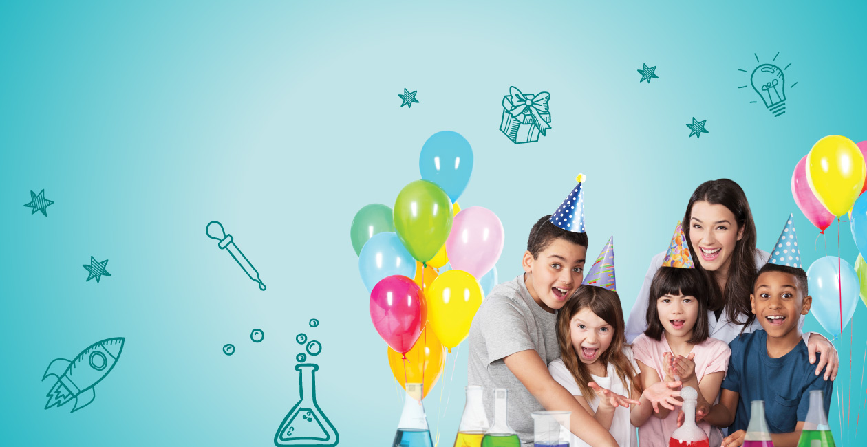Birthday Parties Kids Science Parties Mad Science